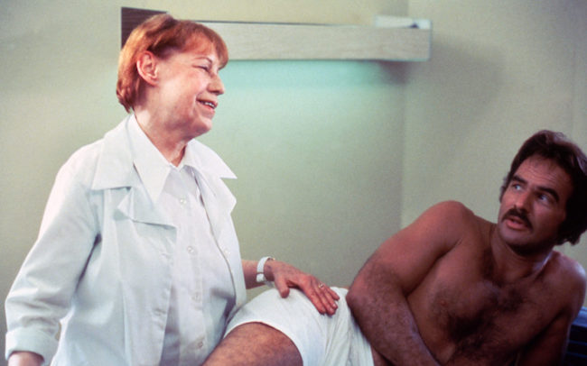 SEMI TOUGH (1977) SEMI-TOUGH (ALT) LOTTE LENYA BURT REYNOLDS BURT REYNOLDS MICHAEL RITCHIE (DIR) SMT 003 MOVIESTORE COLLECTION